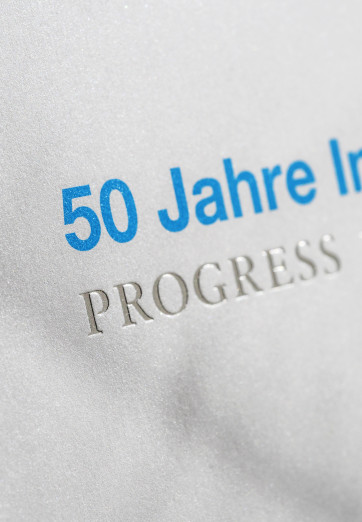 Progress – 50 Jahre
